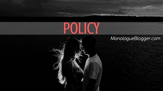 Policy Short Scene for 2 Actors