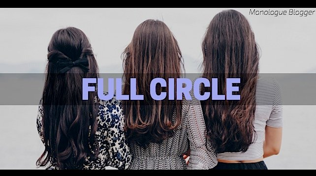 Full Circle Drama Scene for Two Women
