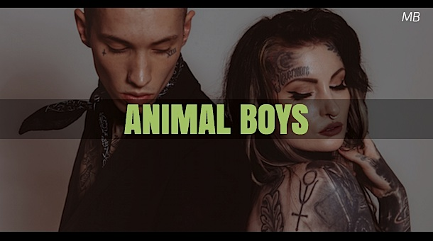 Animal Boys Short Contemporary London Scene