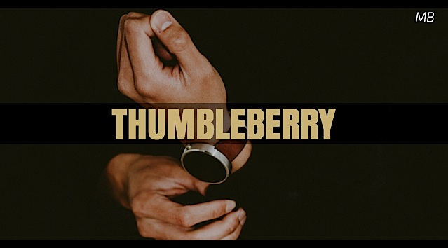 Thumbleberry Actor Comedy Scenes for 2 Men