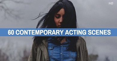 60 Contemporary Acting Scenes