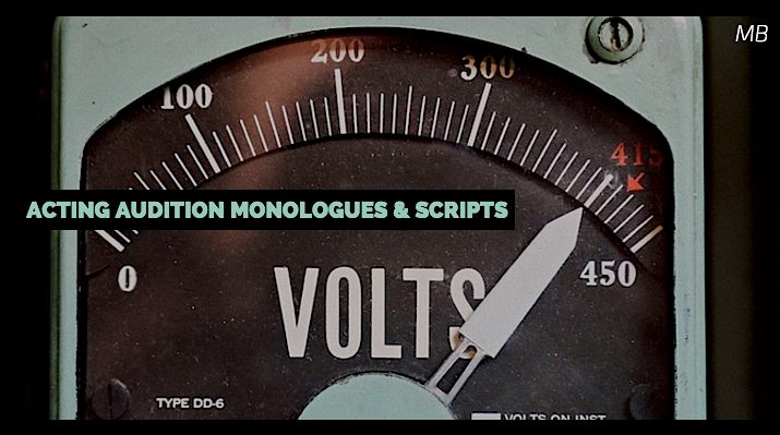 Acting Audition Monologues and Scripts