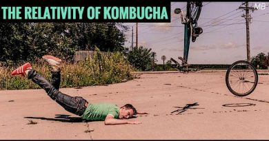 The Relativity of Kombucha