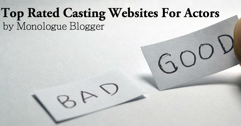 Top Rated Casting Websites for Actor Auditions