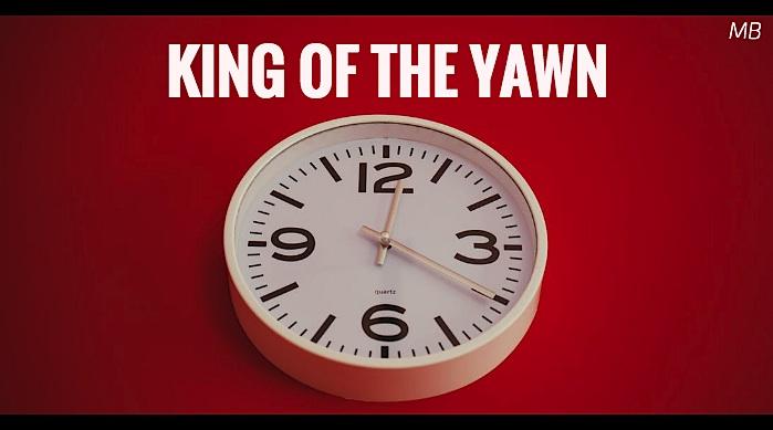 King of the Yawn Short Comedic Script