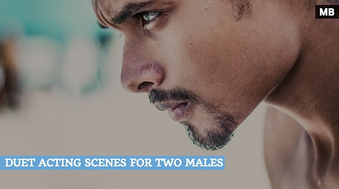 8 Duet Acting Scenes for Two Males