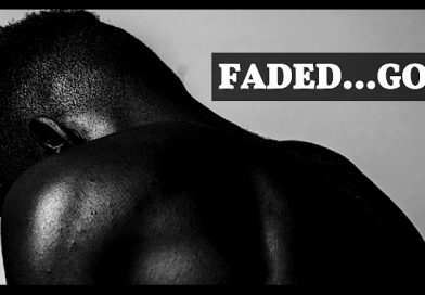 faded…gone