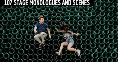 107 Stage Monologues and Scenes for Agent Auditions