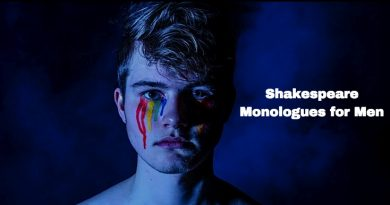 7 Shakespeare Monologues for Men 2 Minutes Long