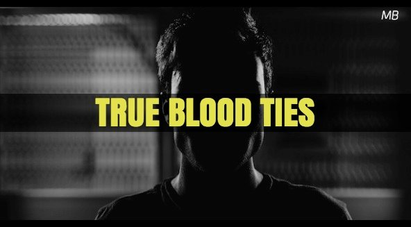 True Blood Ties Short Acting Script