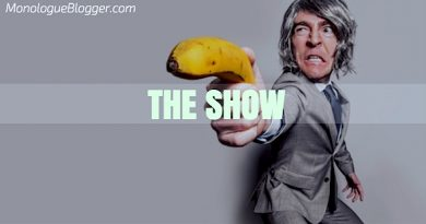 The Show Short Comedy Scene