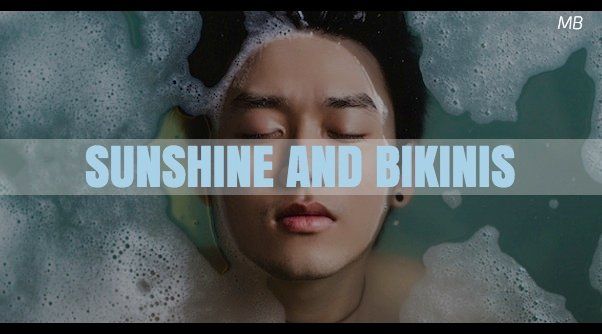 Sunshine and Bikinis Two Male Acting Script