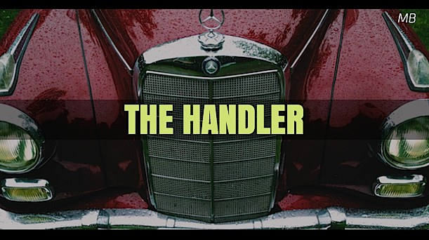 'The Handler' Short 2 Person Acting Skit