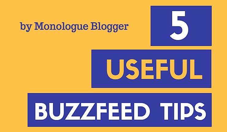 5 Useful Buzzfeed Tips