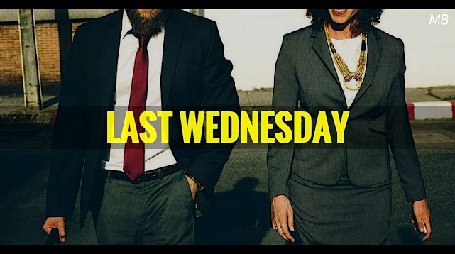 Last Wednesday Acting Script