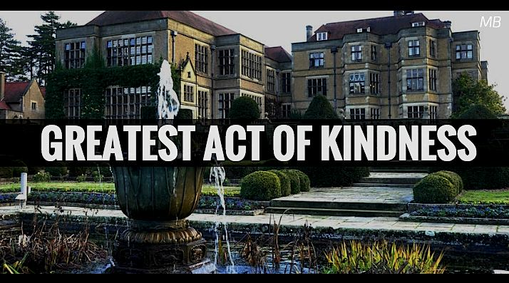 Greatest Act of Kindness Short Drama Script