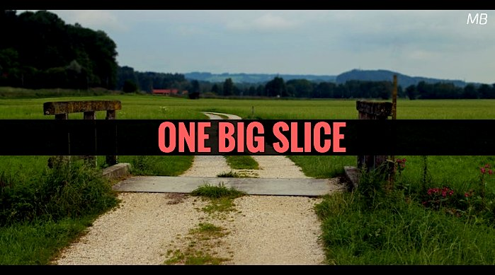 One Big Slice Short SerioComedy Script