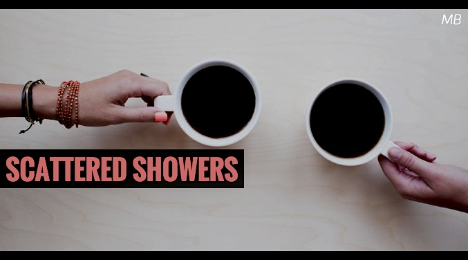 Scattered Showers Short Comedic Script
