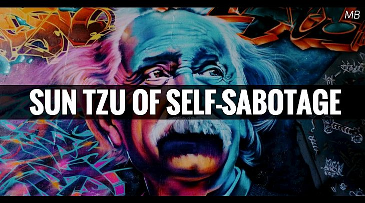 Sun Tzu of Self-Sabotage SerioComedy Script