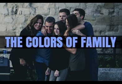 The Colors of Family Film Script