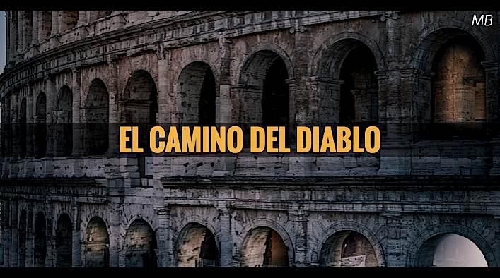 El Camino del Diablo Dramatic Scene