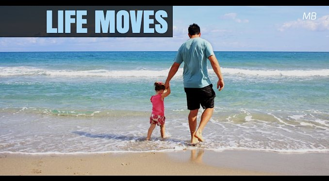 Life Moves Short Father/Daughter Script