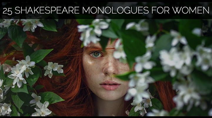 25 Shakespeare Monologues for Women