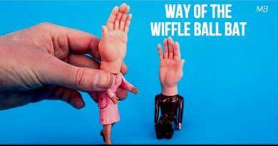 Way of the Wiffle Ball Bat Short Comedic Scene