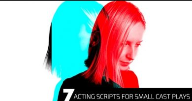 7 Acting Scripts for Small Cast Plays
