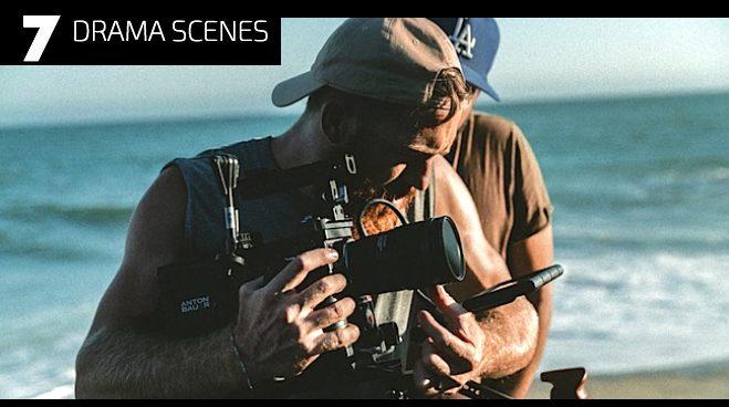 7 Drama Scenes for Your IMDB Actor Reel