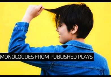 18 Monologues from Published Plays