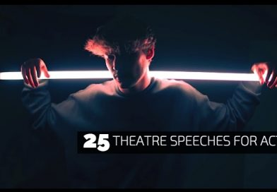 25 Theatre Speeches for Actors