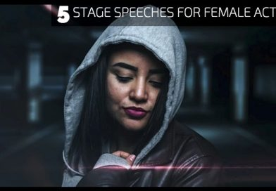 5 Stage Speeches for Female Actress