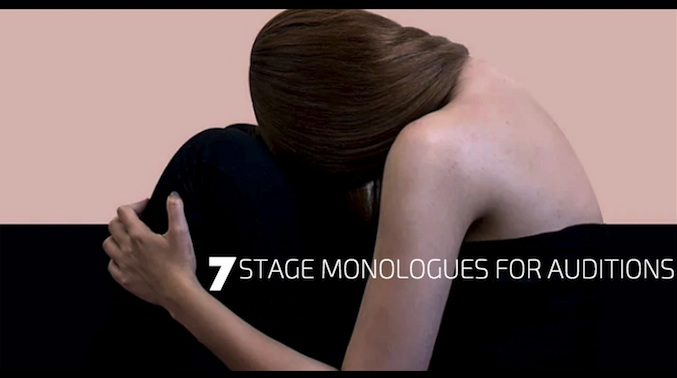 7 Stage Monologues for Auditions