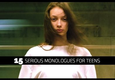 15 Serious Monologues for Teens