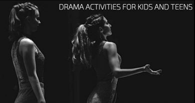 Drama Activities for Kids and Teens