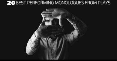 20 Best Performing Monologues from Plays