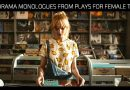 7 Drama Monologues from Plays for Female Teens