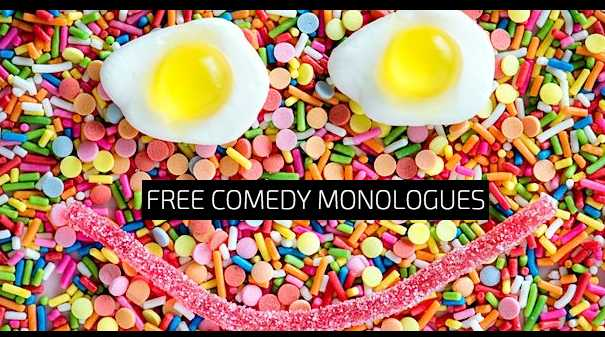 Free Comedy Monologues for Men/Women