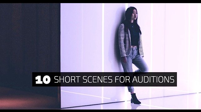 10 Short Scenes for Auditions