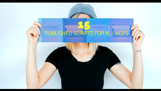 15 Published Scripts for All Ages