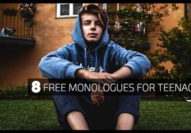 8 Free Monologues for Teenagers
