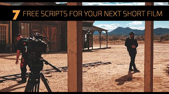 7 Free Scripts for Your Next Short Film