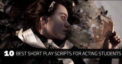 10 Best Short Play Scripts for Acting Students