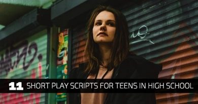 11 Short Play Scripts for Teens in High School