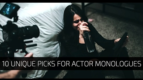 Top 10 Unique Picks for Actor Monologues