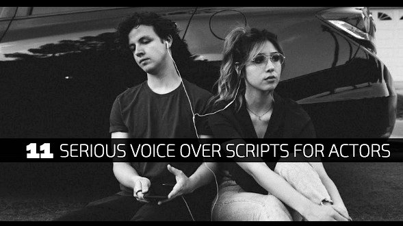 11 Emotional Voice Acting Scripts Archives - Monologue Blogger