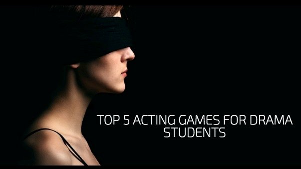 Top 5 Acting Games for Drama Students