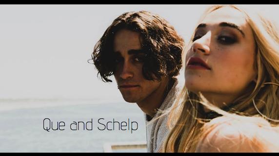 Que and Schelp Teen Script