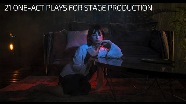 21 One-Act Plays for Stage Production